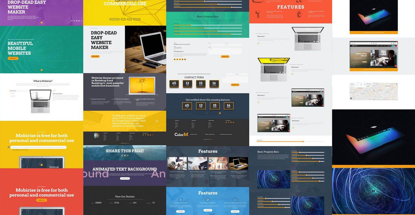 تصميم و تطوير مواقع الشركات graphic