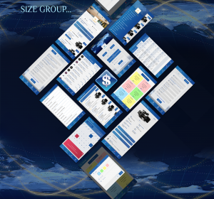 Size Group Application graphic